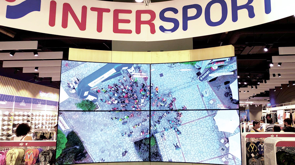 Intersport, Greece