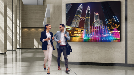 LG Announces The Evolution of Its Market-Leading OLED Video Wall