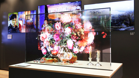 LG Transparent OLED is a Huge Step into The Future of Display