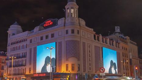Callao City Lights, Spain