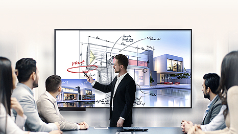 Interactive Digital Boards are Revolutionising Conference Rooms and Classrooms