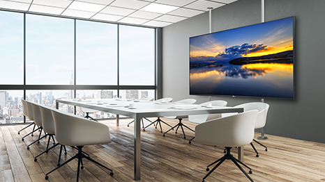 New Seamless LED Display Replaces Conference Room Clutter