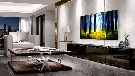 New OLED Wallpaper Hotel TV Builds On Impressive Debut
