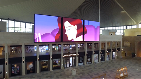 [Integrated] Redesigning spaces with LG LED Signage, Korea