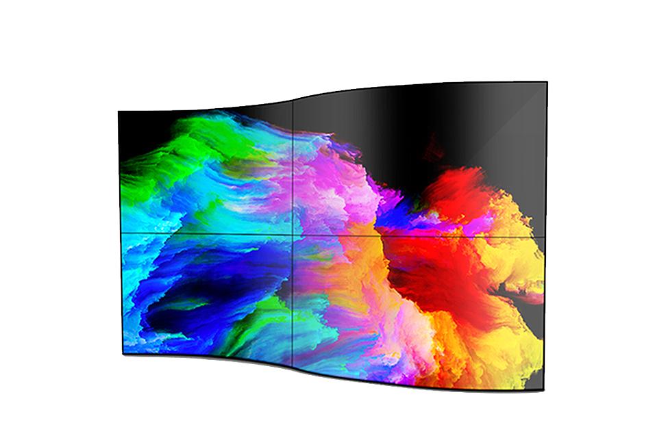LG Curvable OLED 55EF5C