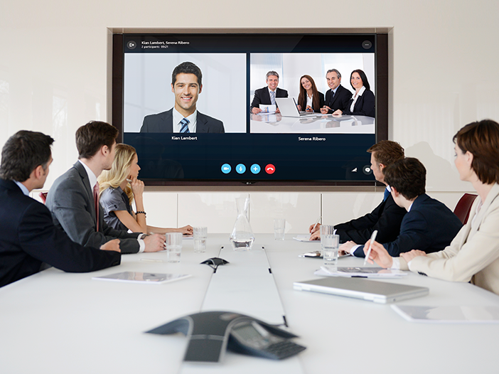 Web Conference Room
