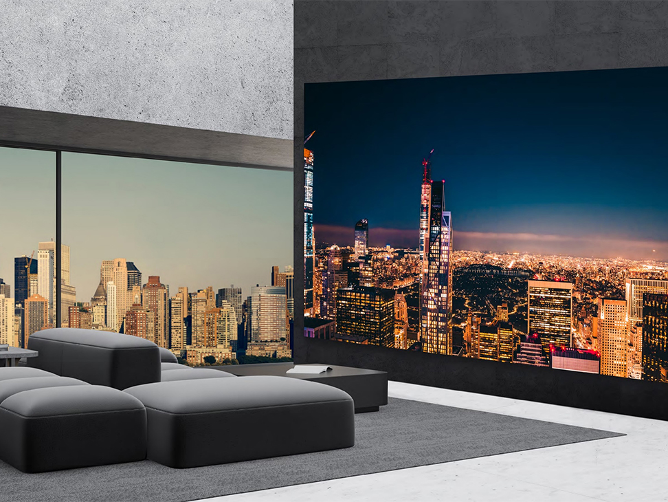 LG LED Displays provide outstanding picture quality on massive screens that deliver a sense of immersion and beauty.