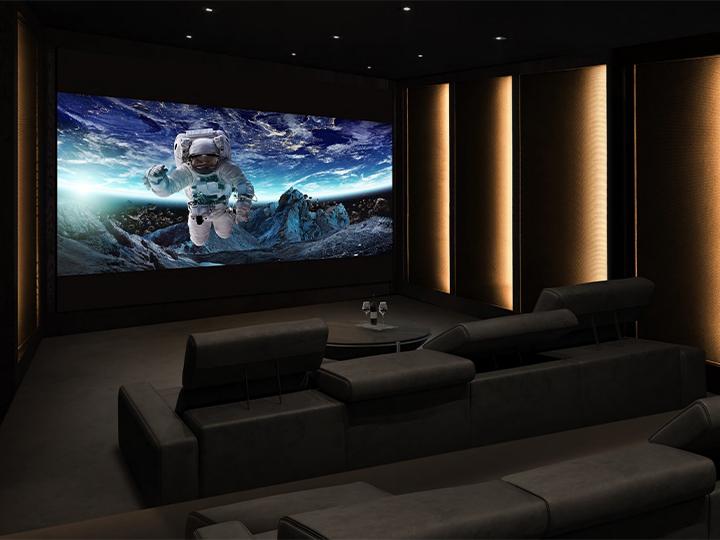 Private Home Cinema