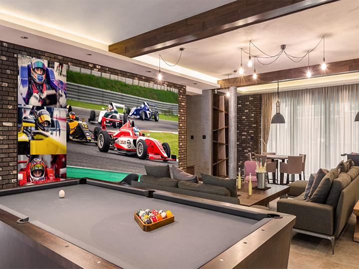 Leisure Room