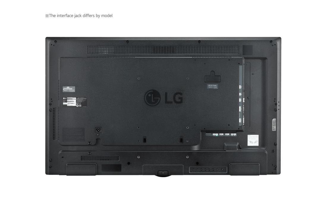 LG Standard Performance 43SM5KE-B 7