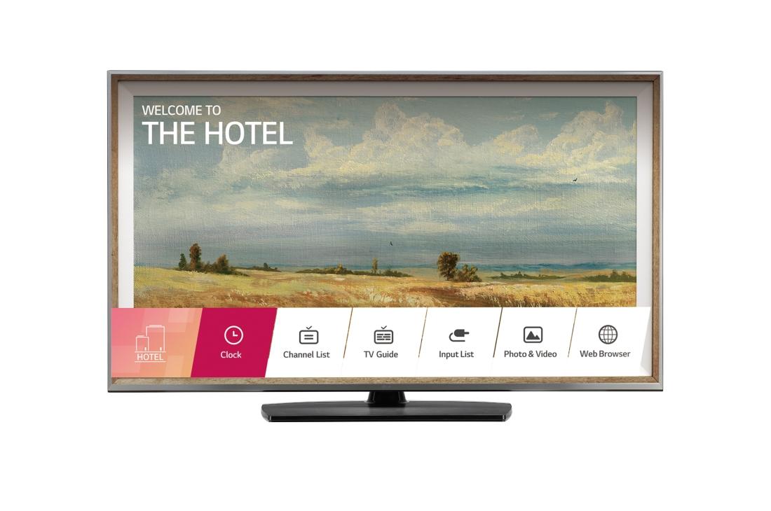 LG Hotel TV 55UU770H (NA)