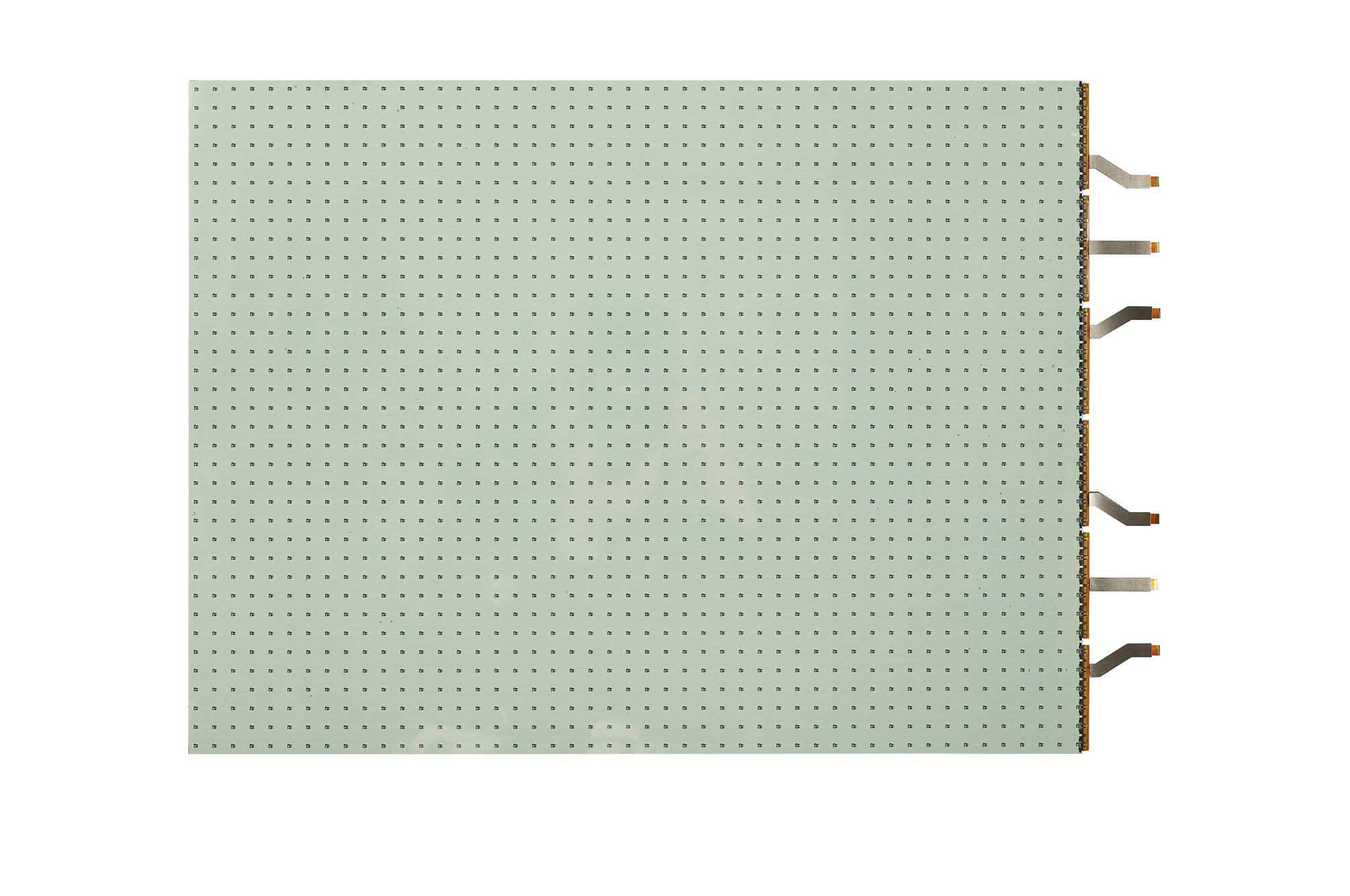 LG Transparent LED Film LAT140 4