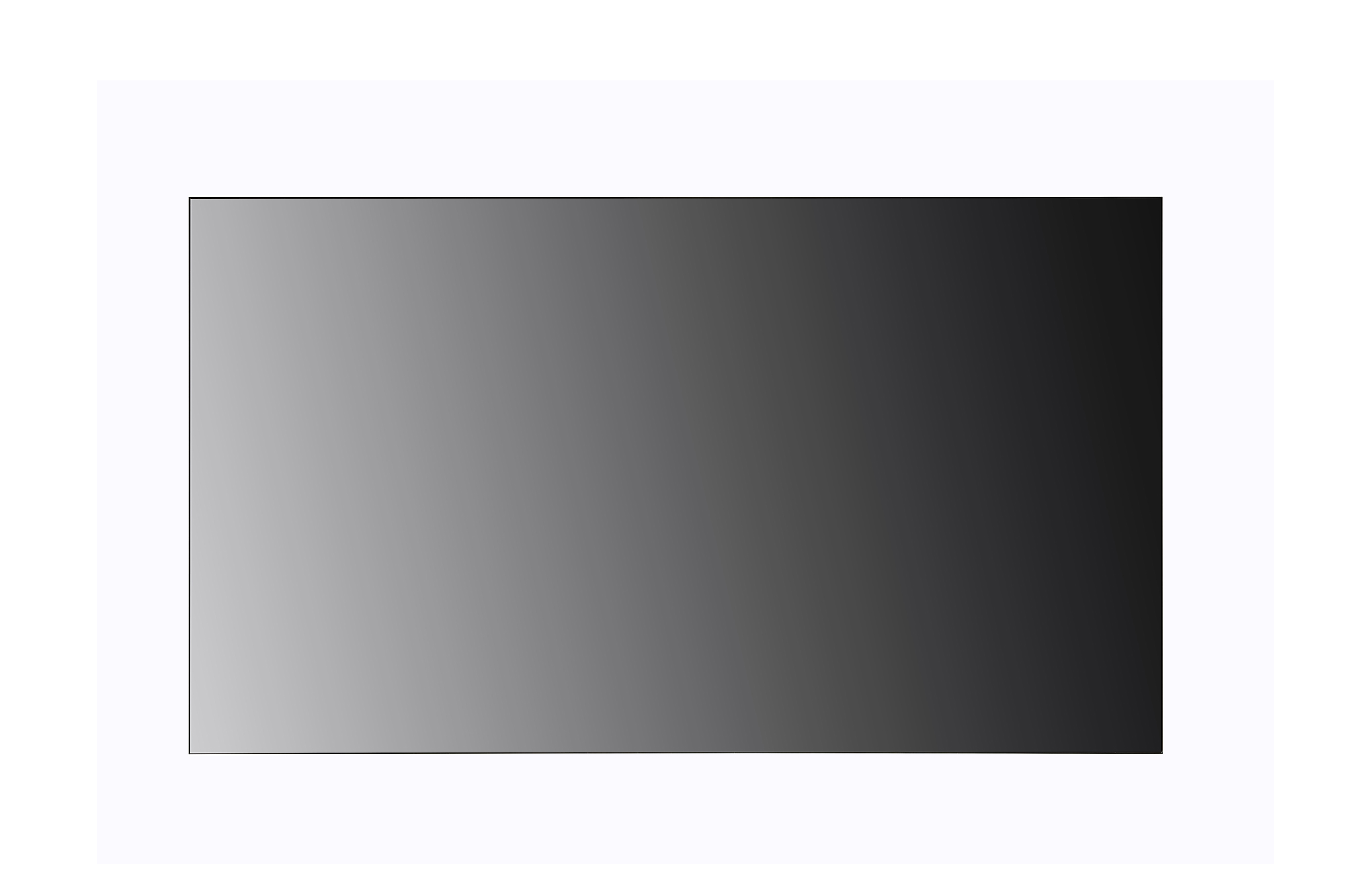 OLED Signage 55EJ5G Front view