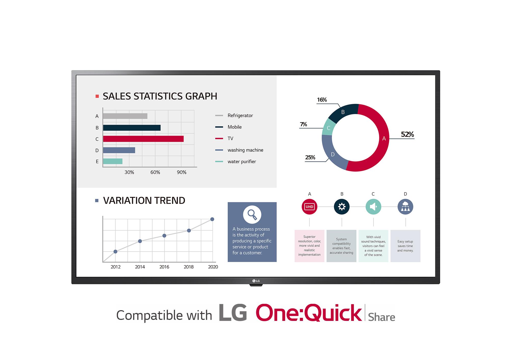LG Standard Premium 43UL3G-B 1