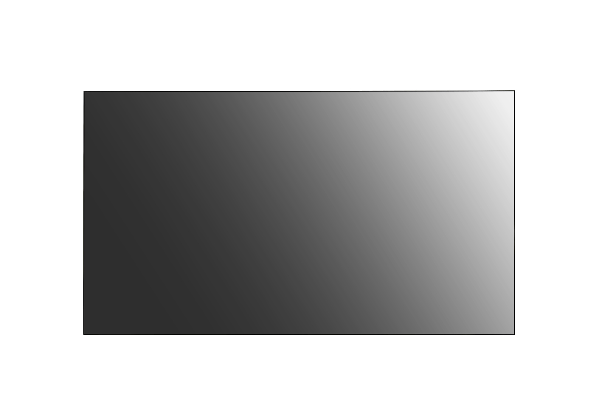 Digital Signage 49VL5G, Front view