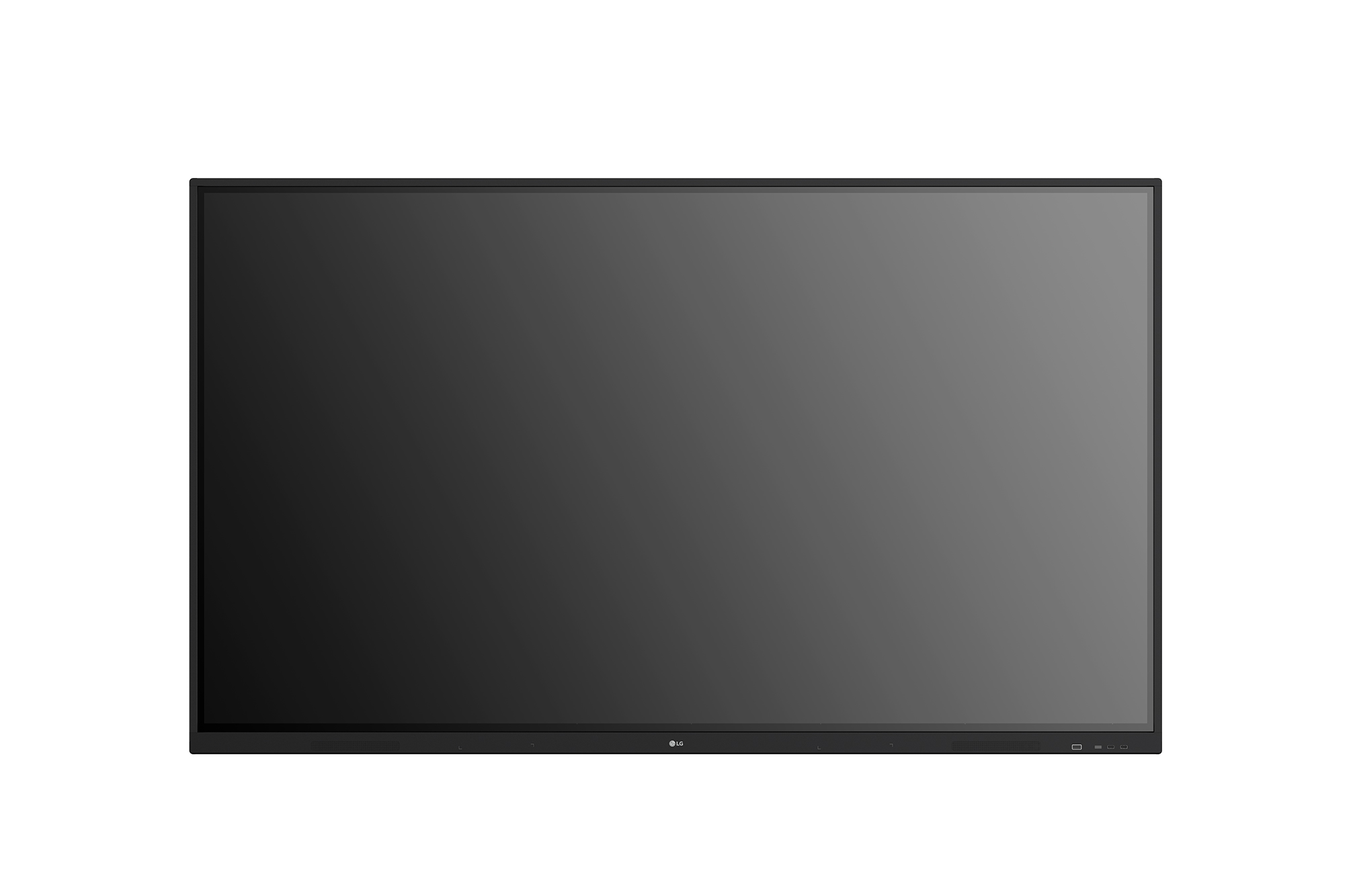 Digital Signage 65TR3DJ, Front view