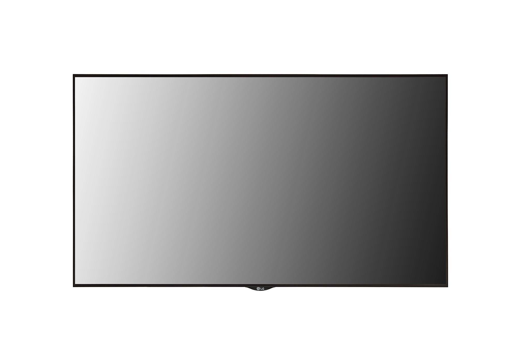 Digital Signage 55XS4J-B, Front view