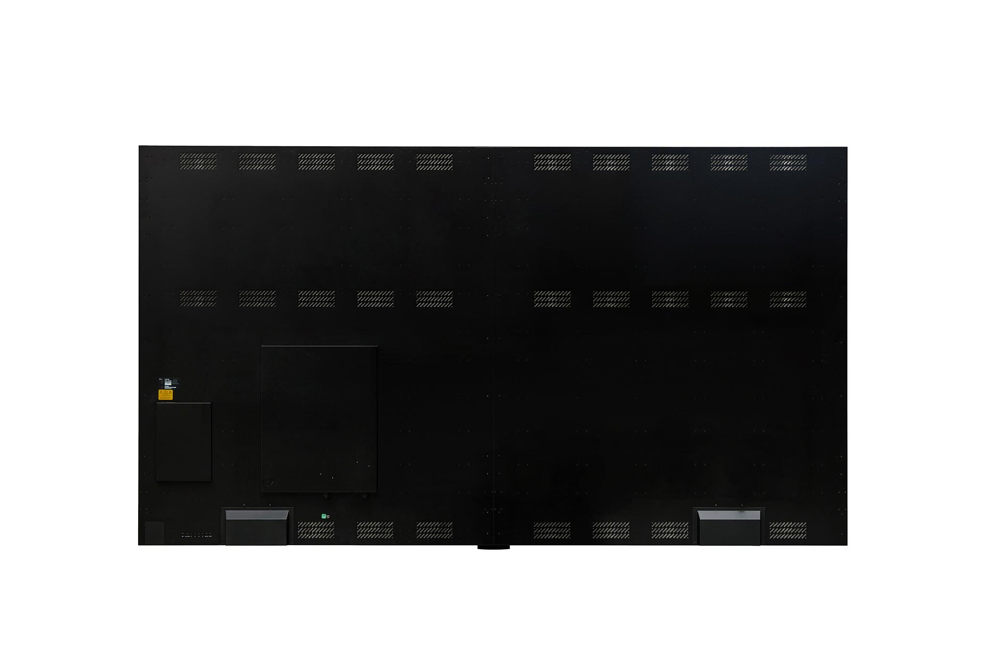 LED Signage LAEC015, Rear view