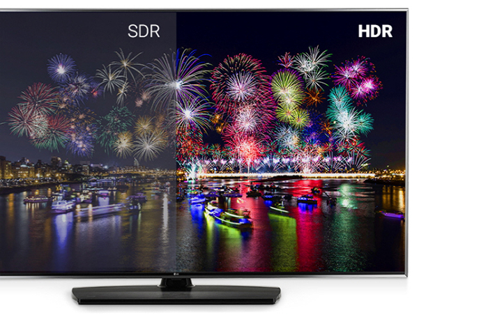 55UV761H (MEA) | Pro:Centric SMART | Hotel TV | Commercial
