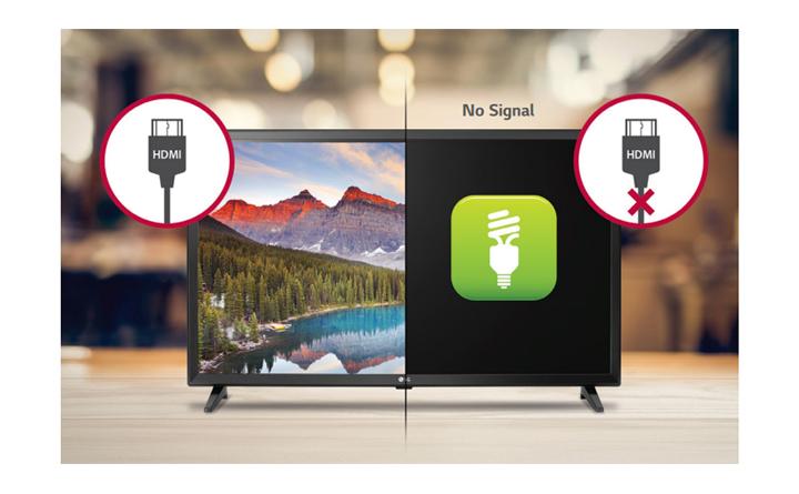 43LT340C (EU) | TV Signage | Commercial TV | LG Information