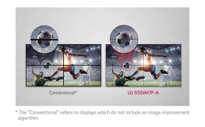 Image Gap Reduction