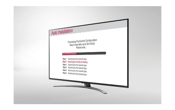 49UT761H (EU) | Pro:Centric SMART | Hotel TV | Commercial TV