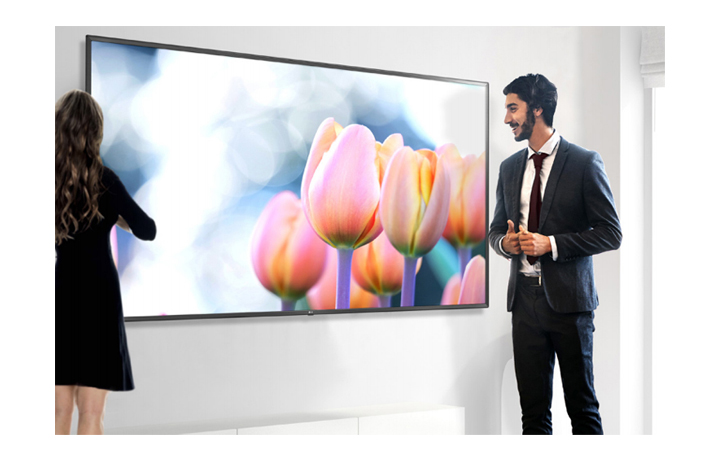 06-True Color, Immersive View-TV Signage