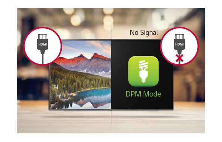 DPM (Display Power Management)