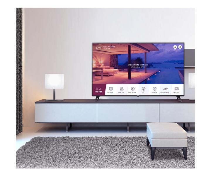 01-Customer Design Smart Hotel TV with Pro Centric Smart_asia