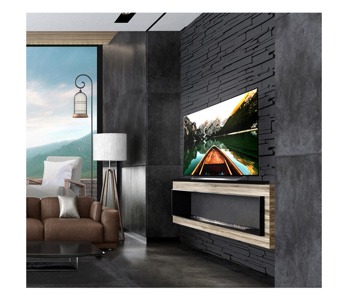01-OLED-Hotel TV with Next Level Technology of IoT Premier Display and Sound