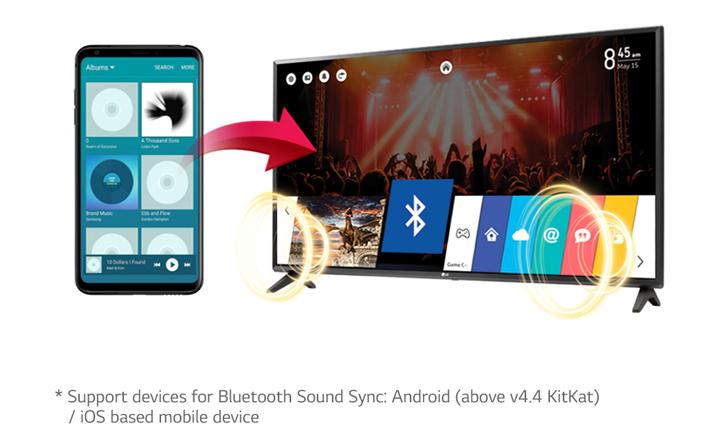11-Bluetooth Sound Sync