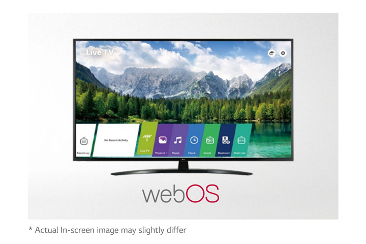 05-Smart TV by LG webOS 4 5