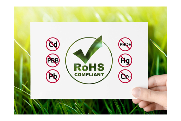 RoHS Certified Safe Product