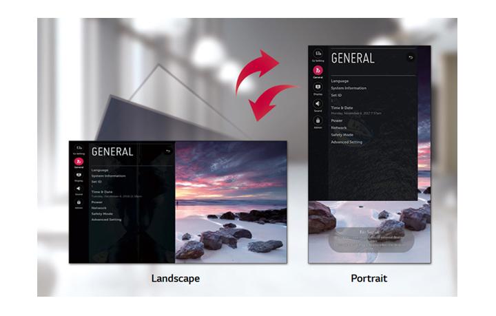 09-Dedicated GUI For Portrait Orientation