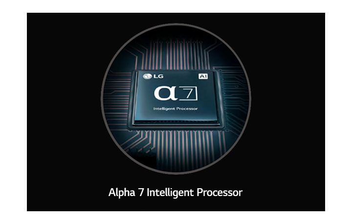 Optimized Image Quality with AI-powered Image Processor