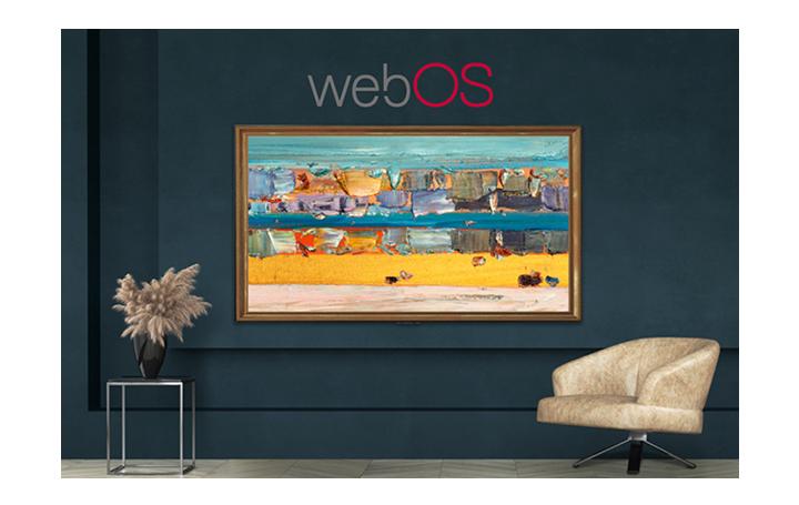More Innovative LG webOS 5.0
