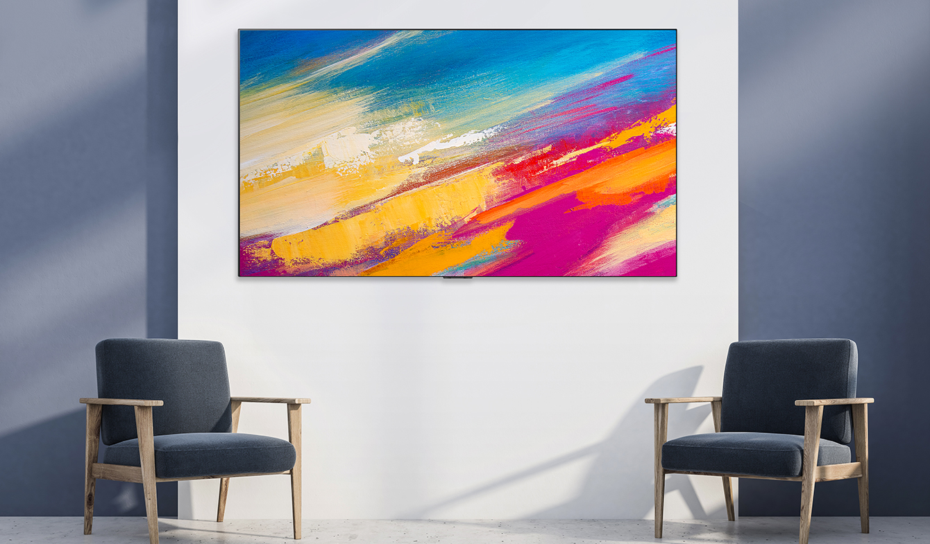 Gallery Design 4K OLED Hospitality TV with Pro:Centric Solutions
