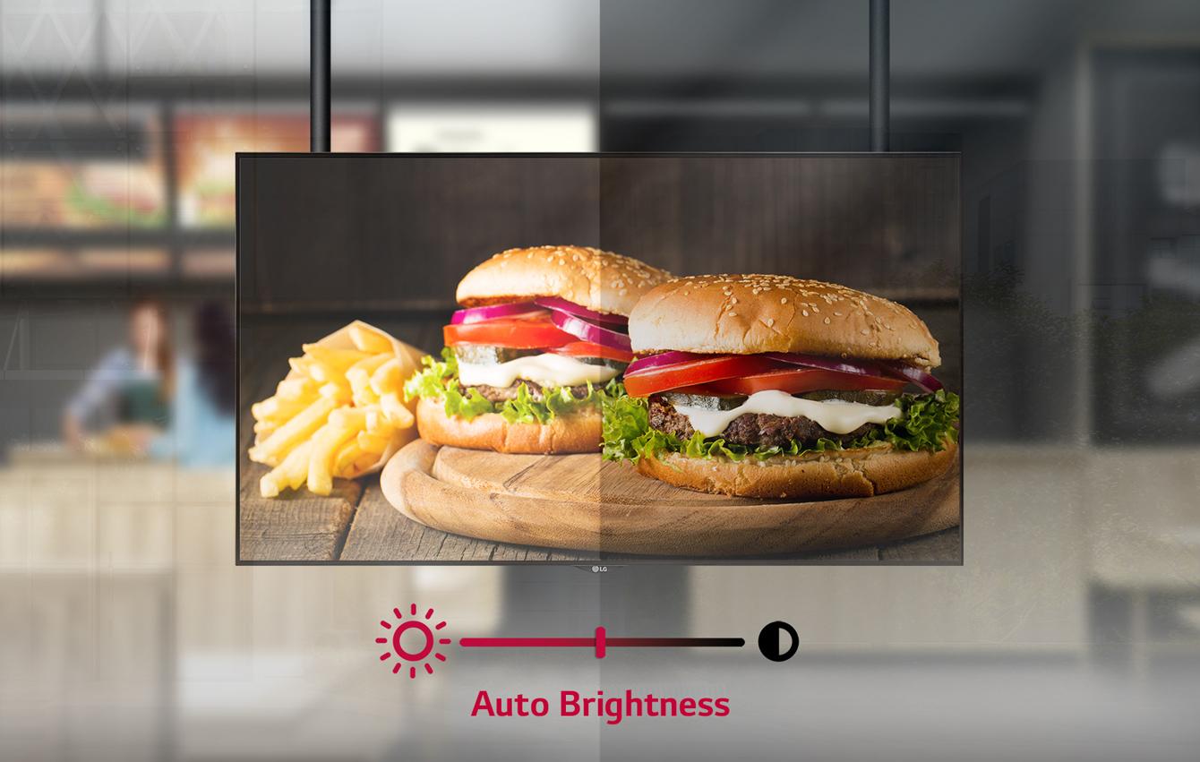Smart Brightness Control