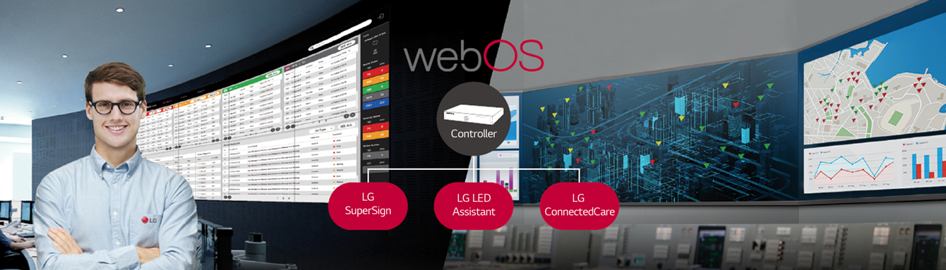 Compatibility with LG Software Solutions