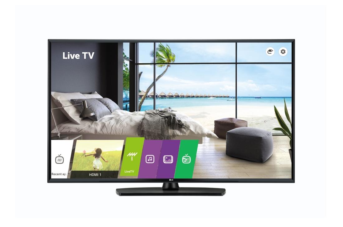 LG Hotel TV 55UU670H (NA)