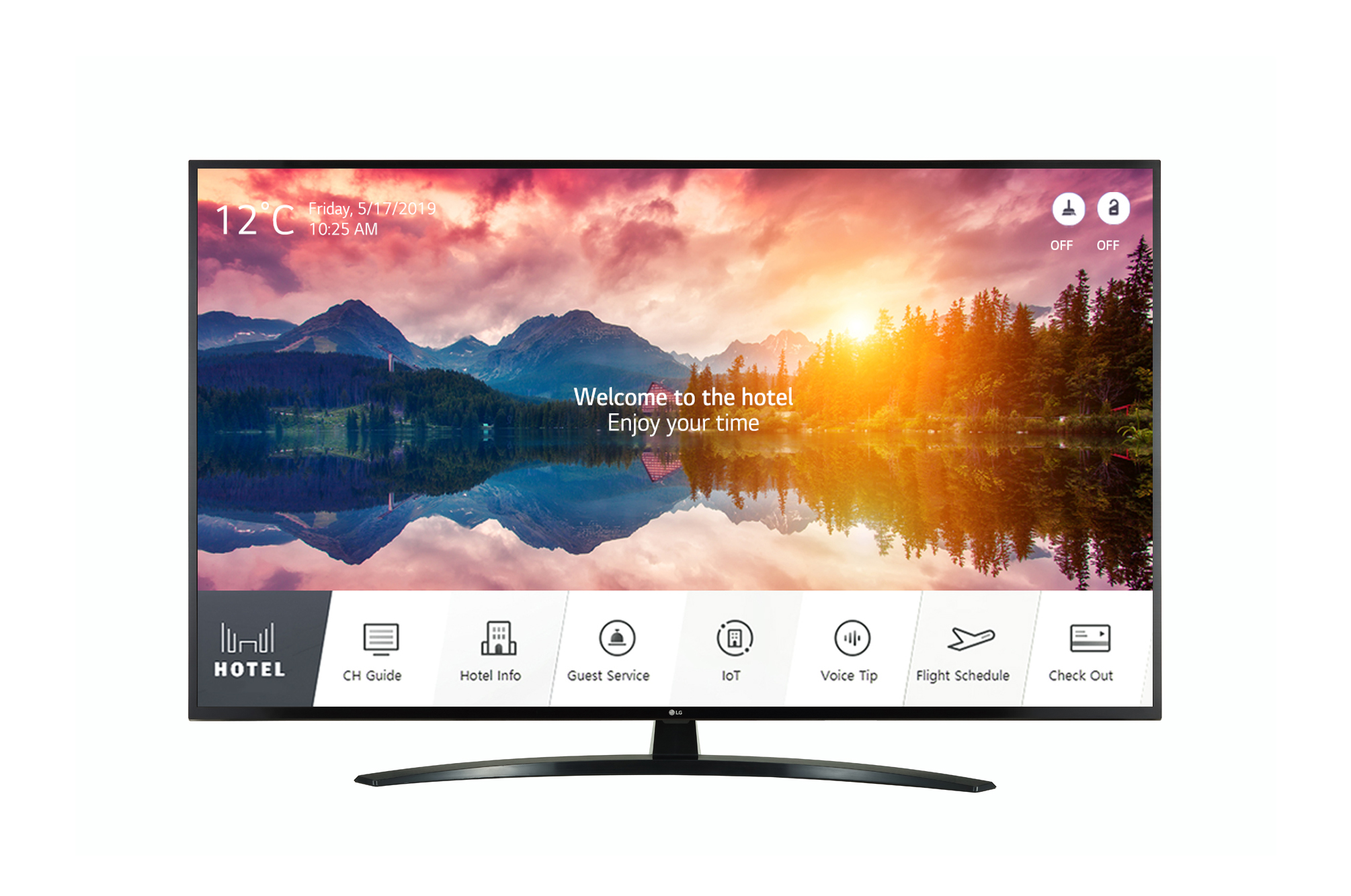 LG Pro:Centric SMART 65UT661H (EU)