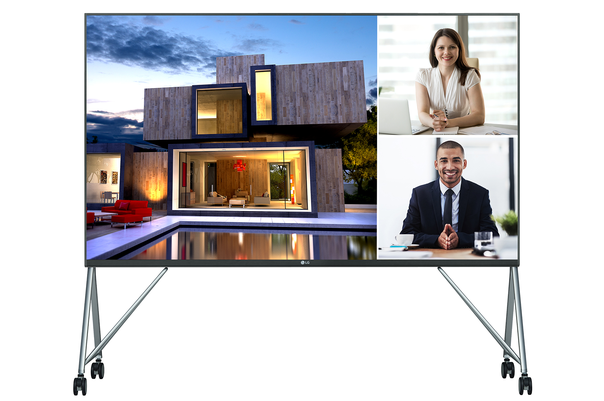 LG 130 All-in-one LED Screen LAA015F