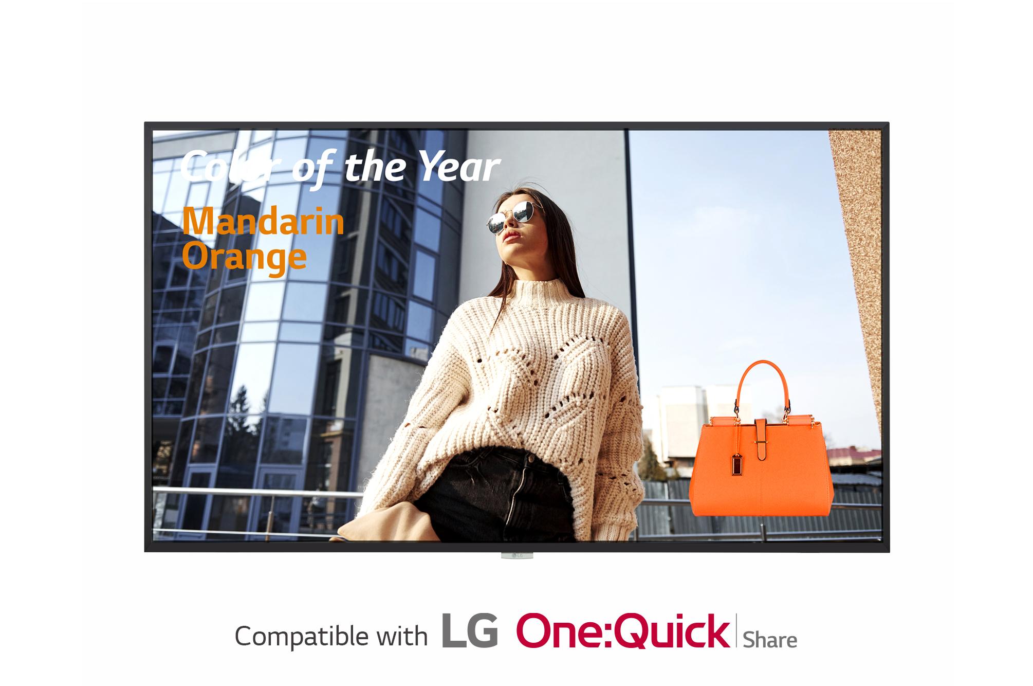 LG Standard Premium 55UH5F-B