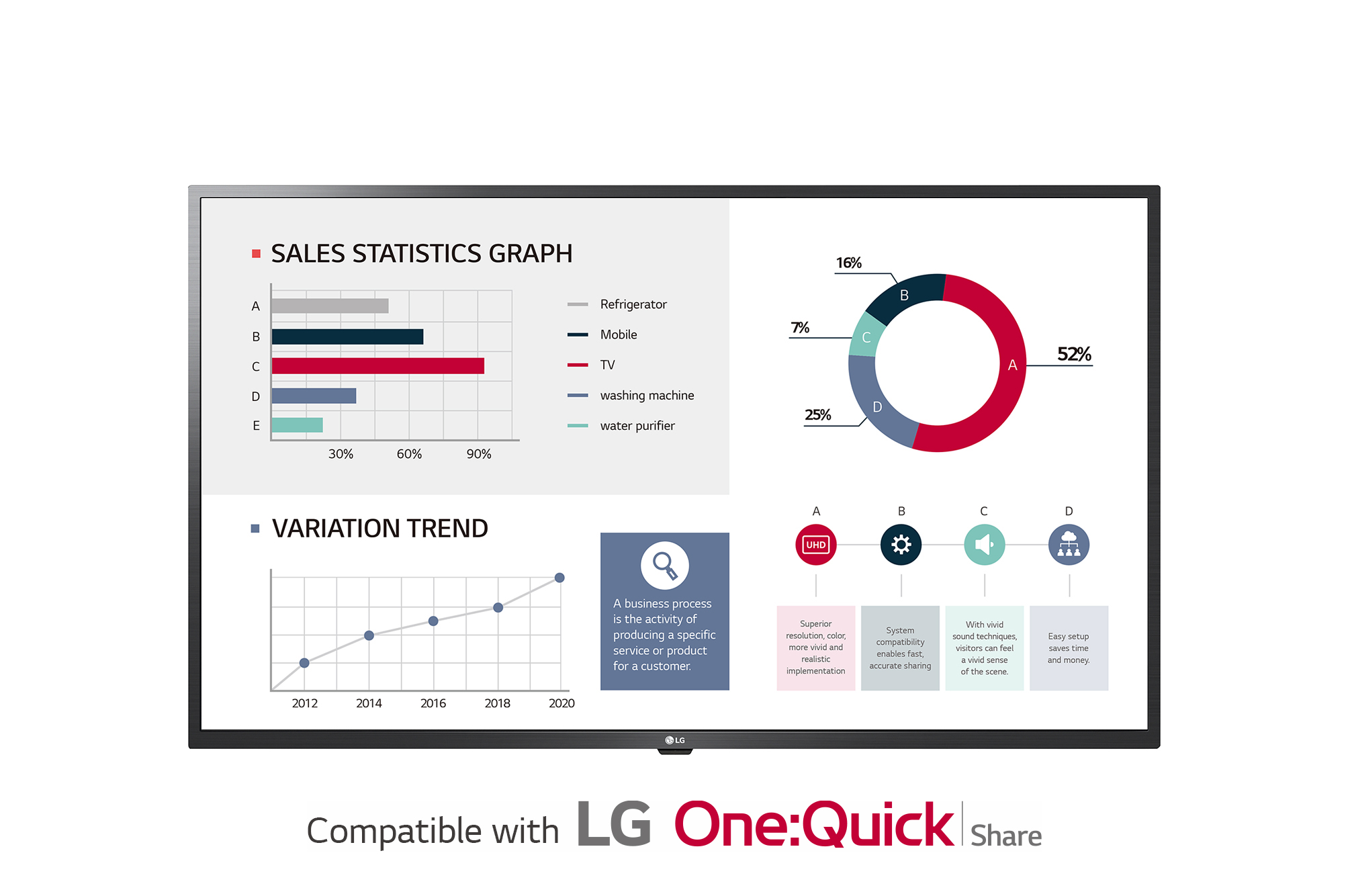 LG Standard Premium 43UL3G-B