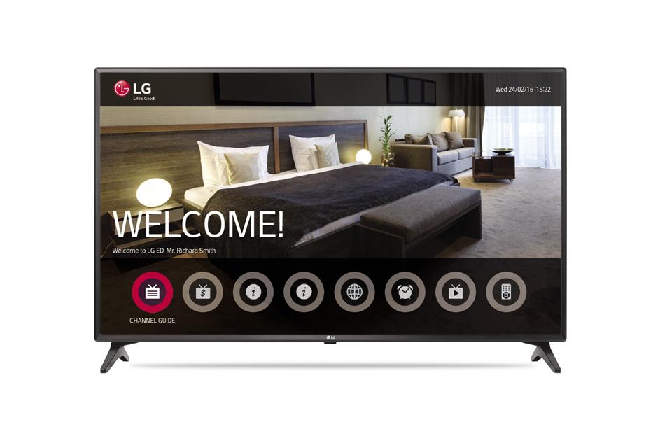 Pro:Centric V | Hotel TV | Commercial TV | LG Information