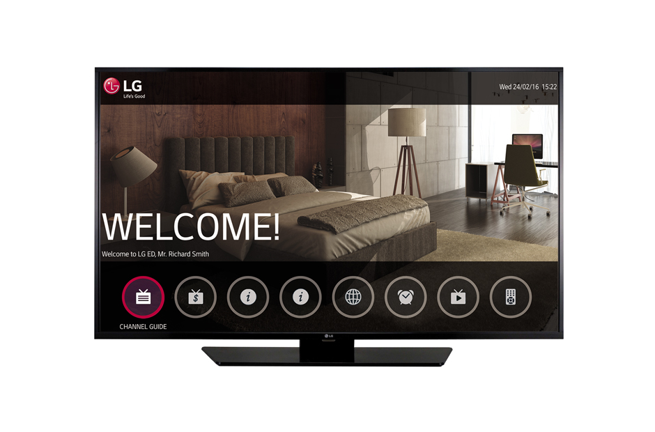 Pro:Centric V | Hotel TV | Commercial TV | LG Information