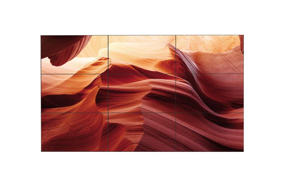 LG Digital Signage 55LV75A
