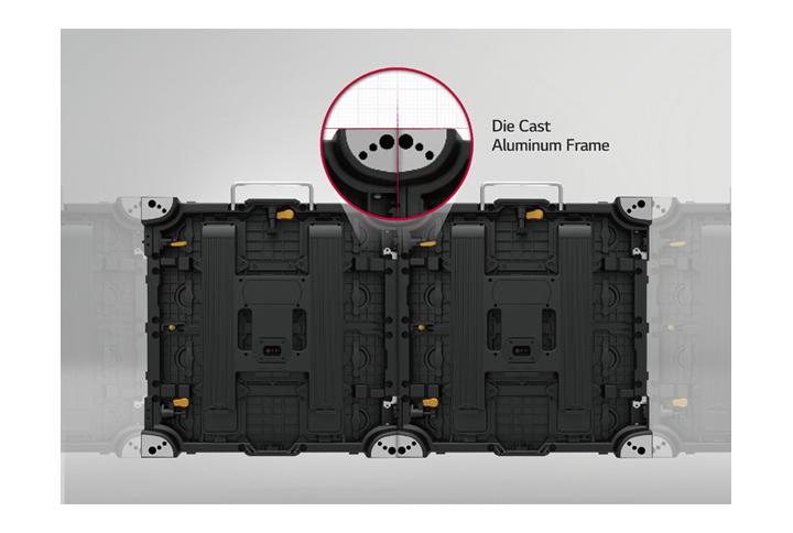ID-LAE-Q-Standard-Series-02-Die-Cast-Aluminum-Frame-Design